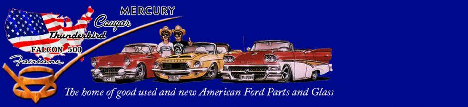 Classic American Ford Parts