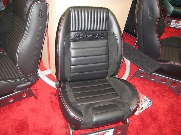 Great new seats at TMI © A Coster