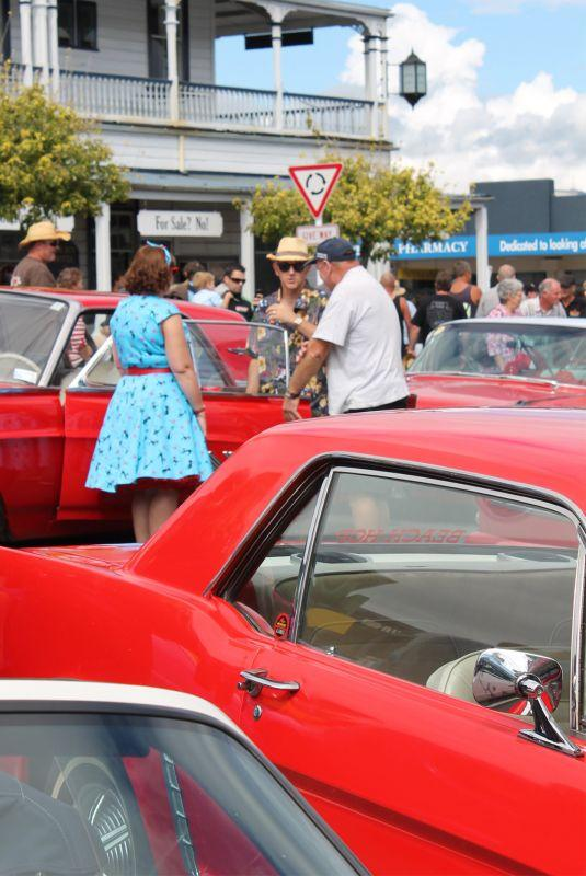 Beach Hop Waihi 2013 ©A Coster