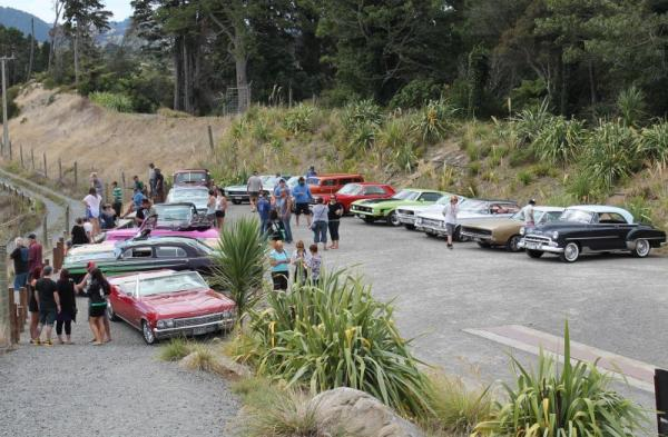 Waihi Warm Up Party ©A Coster