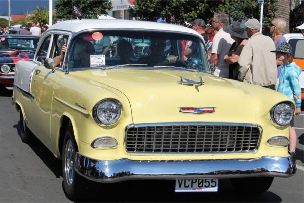 1955 Chevrolet ©A Coster