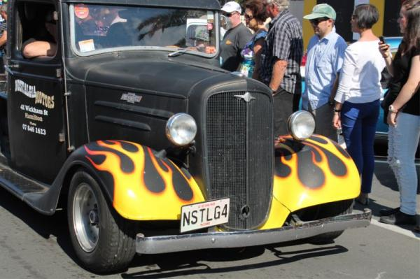 1936 Chevrolet Pick Up ©A Coster