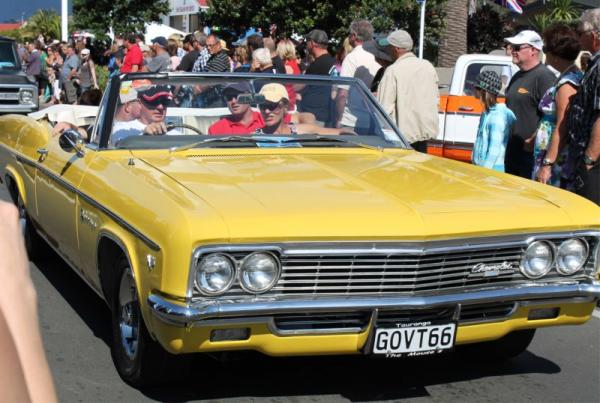 1966 Chevrolet Impala ©A Coster