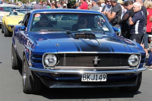 1970 Ford Mustang ©A Coster