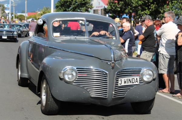 1941 Dodge Coupe ©A Coster
