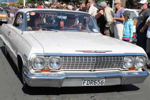 1963 Chevrolet Impala SS ©A Coster