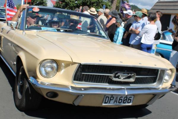 1967 Ford Mustang ©A Coster