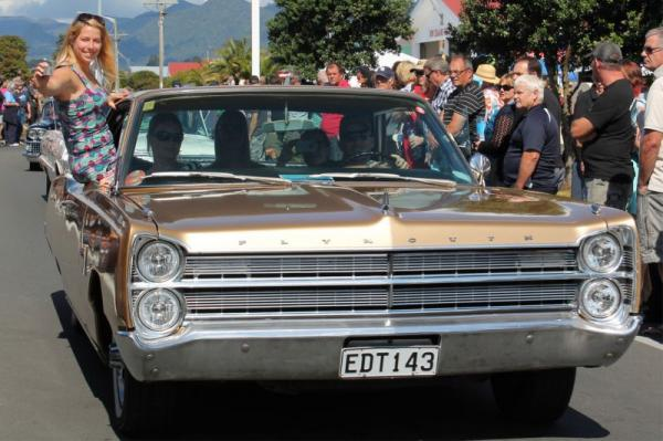 1967 Plymouth Fury ©A Coster