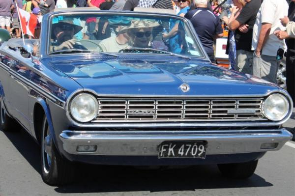1967 Chrysler Valiant ©A Coster