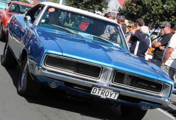 1969 Dodge Charger ©A Coster