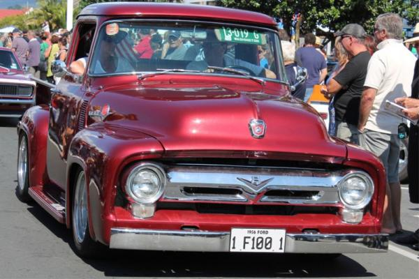 1956 Ford F100 ©A Coster