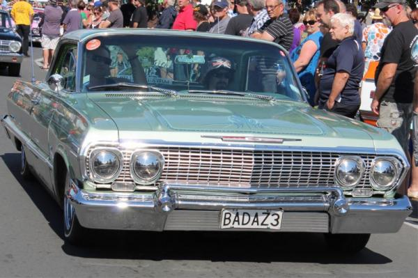 1963 Chevrolet Impala ©A Coster
