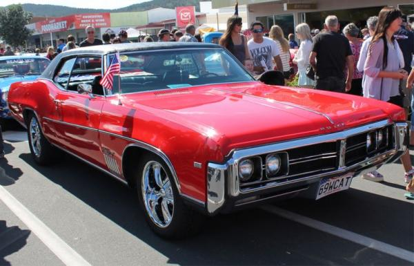 1969 Buick Wildcat ©A Coster