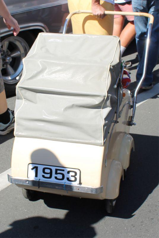 1953 Pram ©A Coster