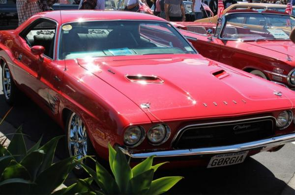 1973 Dodge Challenger ©A Coster