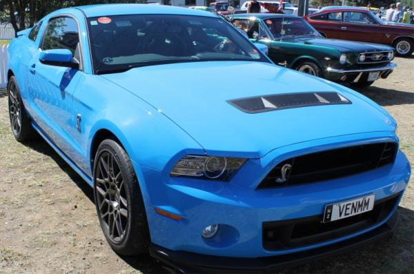 2013 Ford Mustang ©A Coster