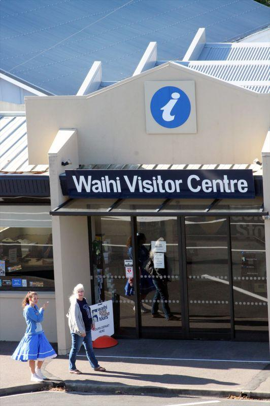 Welcome to Waihi ©A Coster
