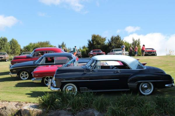 Beach Hop Waihi Warm Up Party 2014 ©A Coster