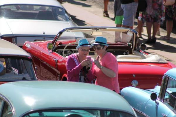 Waihi Warm Up Party - Beach Hop 2014 ©A Coster